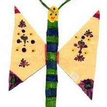 Ilustración : La mariposa