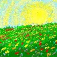 Primavera - Dibujar Dibujos - Dibujos de NIÑOS - Dibujos de la NATURALEZA