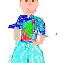 Glenn - Dibujar Dibujos - Dibujos de NIÑOS - Dibujo de los niños POR LA PAZ