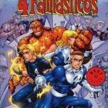 Los 4 Fantásticos - Lecturas Infantiles - Libros INFANTILES Y JUVENILES - Libros JUVENILES - Comics