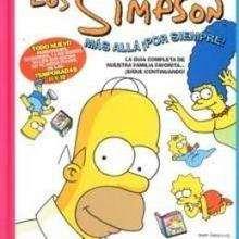 Los Simpson más allá, por siempre - Lecturas Infantiles - Libros INFANTILES Y JUVENILES - Libros JUVENILES - Comics