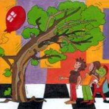 Globos - Dibujar Dibujos - IMAGENES infantiles - Imagenes infantiles para ver e imprimir - Extraterrestres