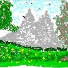 Ilustración : Mi selva