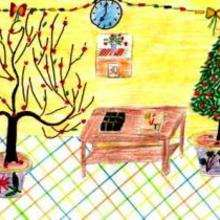 Mi casa en Vietnam - Dibujar Dibujos - Imagenes para niños - Imagenes del MUNDO - En Asia