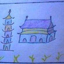 Ilustración : Mi casa en China
