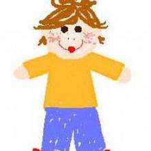 Manuela - Dibujar Dibujos - Dibujos de NIÑOS - Dibujo de los niños POR LA PAZ