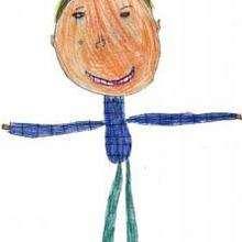 Killian - Dibujar Dibujos - Dibujos de NIÑOS - Dibujo de los niños POR LA PAZ