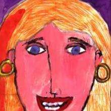 Mi guapa mamá - Dibujar Dibujos - Dibujos de NIÑOS - Dibujos de niños para imprimir