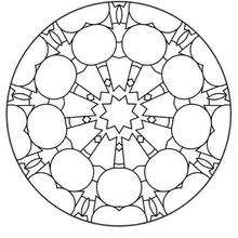 Mandala Maracas