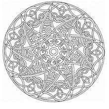 Mandala Rueda mecánica para imprimir - Dibujos para Colorear y Pintar - Dibujos para colorear MANDALAS - Dibujos de MANDALAS para imprimir
