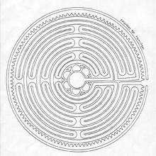 Mandala laberinto