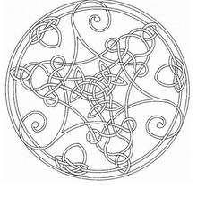 Mandala Laberinto trepador