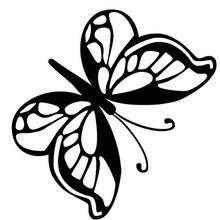 Mariposa monarca chistosa para colorear - Dibujos para Colorear y Pintar - Dibujos para colorear ANIMALES - Dibujos INSECTOS para colorear - Dibujos para colorear MARIPOSAS - Colorear MARIPOSA MONARCA
