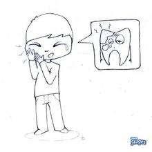 Me duelen los dientes