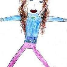 Gema - Dibujar Dibujos - Dibujos de NIÑOS - Dibujo de los niños POR LA PAZ
