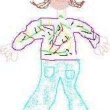 Rachel - Dibujar Dibujos - Dibujos de NIÑOS - Dibujo de los niños POR LA PAZ