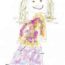 Rey y reina - Dibujar Dibujos - Dibujos de NIÑOS - Dibujo de los niños POR LA PAZ