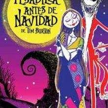 Pesadilla antes de Navidad - Lecturas Infantiles - Libros INFANTILES Y JUVENILES - Libros de NAVIDAD