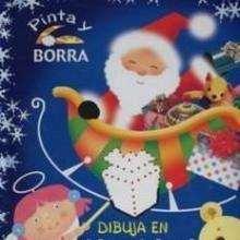 Dibuja en Navidad - Lecturas Infantiles - Libros INFANTILES Y JUVENILES - Libros de NAVIDAD