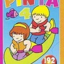 Pinta 4 - Lecturas Infantiles - Libros INFANTILES Y JUVENILES - Libros INFANTILES - Juegos y entretenimiento