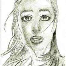 Mujer hermosa - Dibujar Dibujos - Dibujos para COPIAR - Dibujos otros