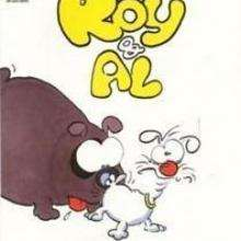 Roy y Al - Lecturas Infantiles - Libros INFANTILES Y JUVENILES - Libros JUVENILES - Comics