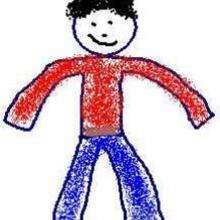 Antonio - Dibujar Dibujos - Dibujos de NIÑOS - Dibujo de los niños POR LA PAZ