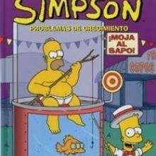 Simpson 17 : Problemas de crecimiento - Lecturas Infantiles - Libros INFANTILES Y JUVENILES - Libros JUVENILES - Comics
