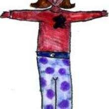 Edna - Dibujar Dibujos - Dibujos de NIÑOS - Dibujo de los niños POR LA PAZ