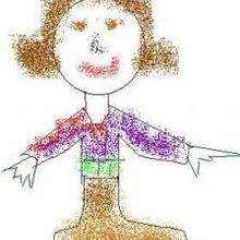 Serena - Dibujar Dibujos - Dibujos de NIÑOS - Dibujo de los niños POR LA PAZ