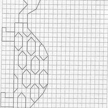 Juego de geometria TORTUGA - Juegos divertidos - Juegos para IMPRIMIR - Juegos de OBSERVACION - Juegos de GEOMETRIA