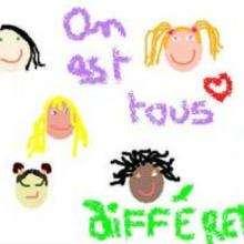 Todos diferentes - Dibujar Dibujos - Dibujos para COPIAR - Otros