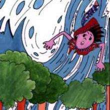 Tsunami - Dibujar Dibujos - Dibujos para COPIAR - Dibujos otros
