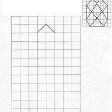 Juego de geometria PIÑA - Juegos divertidos - Juegos para IMPRIMIR - Juegos de OBSERVACION - Juegos de GEOMETRIA