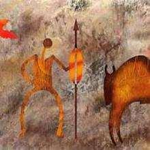 Un fresco mural - Dibujar Dibujos - Dibujos de NIÑOS - Dibujo de la HISTORIA
