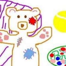 Osito - Dibujar Dibujos - Dibujos de NIÑOS - Dibujos de ANIMALES