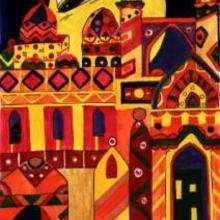 Las 1001 noches - Dibujar Dibujos - Imagenes para niños - Imagenes PAISAJE