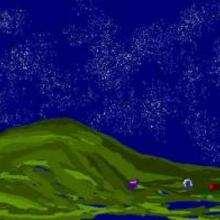 Ilustración : Estrellas